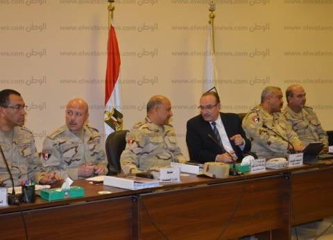 محافظ بني سويف: لم نرصد أي معوقات تؤثر على سير الانتخابات
