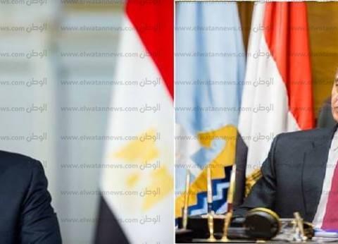 محافظ كفر الشيخ يهنئ الرئيس بذكرى انتصارات أكتوبر