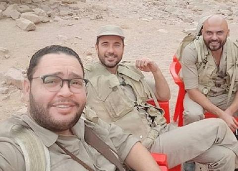 """أحمد عز عن """"الممر"""": ما كانش في رقابة.. والدوبلير أصيب بكسر في الفقرات"""