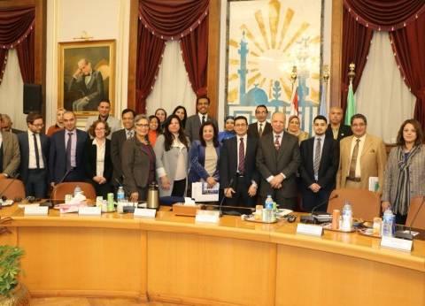 محافظ القاهرة: تطوير سوق العتبة على غرار أسواق عالمية في ألمانيا