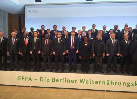وزير الزراعة يبحث مع نظيره الألماني تفعيل الشراكة الكاملة لتطوير القطاع الزراعي