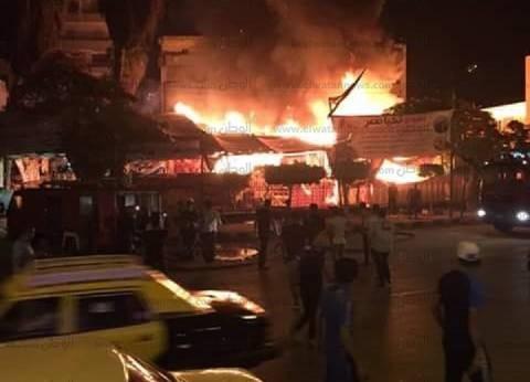 سيدة تشعل النار في منزل شقيقها بمطروح لخلافات مالية