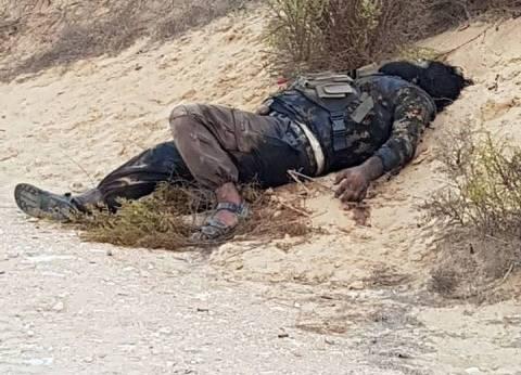 """التفاصيل الكاملة لاشتباكات """"الخارجة"""": أسفرت عن مقتل 13 إرهابيا"""