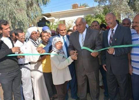 محافظ الوادي الجديد يفتتح 3 معاهد أزهرية في الفرافرة