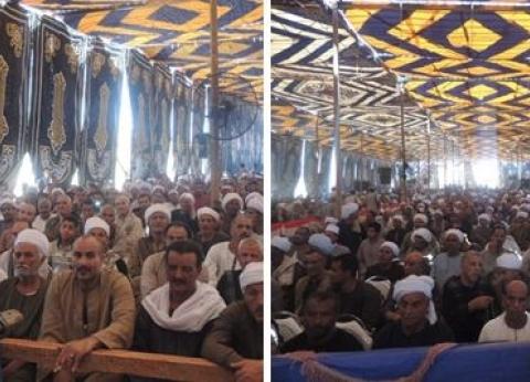 quotأمن قناquot يصلح بين عائلتين في أبو تشت
