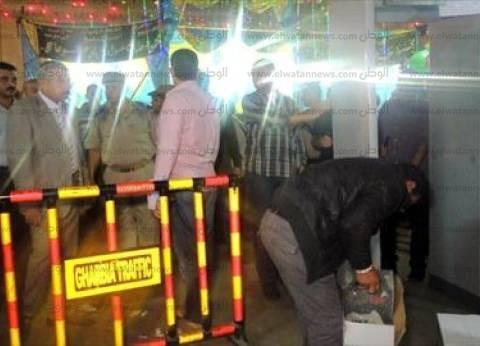 مدير أمن الغربية يتفقد خدمات تأمين الليلة الختامية لمولد السيد البدوي