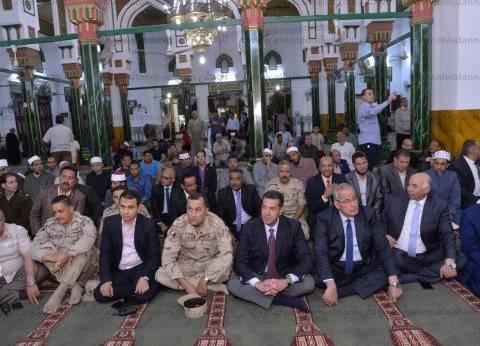 """محافظ أسيوط يشهد احتفال مديرية الأوقاف بذكرى """"الإسراء والمعراج"""""""