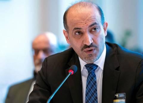 """""""الجربا"""": علينا الجلوس مع الحكومة السورية لحل الأزمة"""