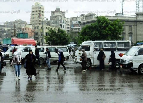 طقس الاثنين.. شديد البرودة وأمطار في القاهرة والوجه البحري