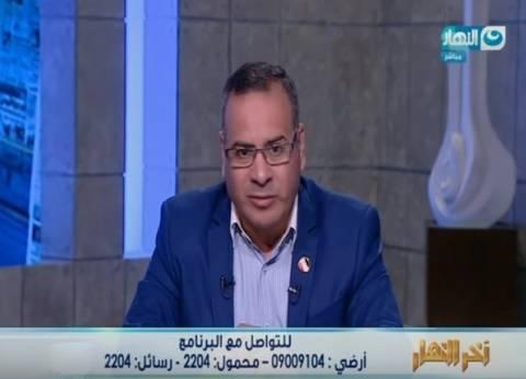 """القرموطي يتضامن مع سوريا ضد العدوان الثلاثي: """"من القاهرة هنا دمشق"""""""