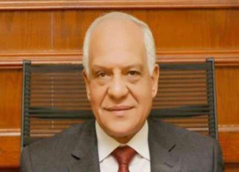 محافظ الجيزة يعزي أسرة متوفٍ: أصر على المشاركة في الاستفتاء رغم مرضه