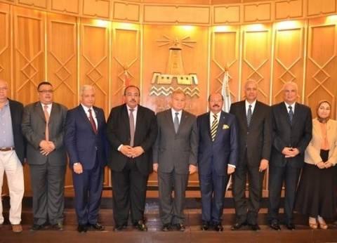 جامعة الإسكندرية تخصص 3 منح دراسية للدراسات العليا لخريجي كليات فرع تشاد