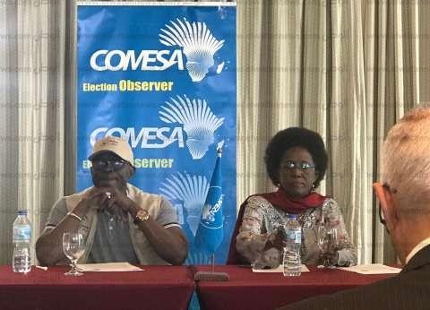 رئيس بعثة الكوميسا: الانتخابات الرئاسية أجريت بكل نزاهة دون معوقات