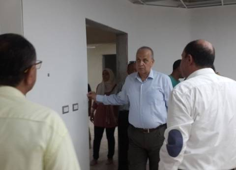 محافظ القليوبية يعلن حل أزمة مستشفى كفر شكر بالتنسيق مع وزيرة الصحة