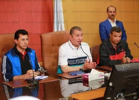 وزير الشباب: تقديم الدعم للأندية والمراكز الرياضية وتلبية احتياجاتها