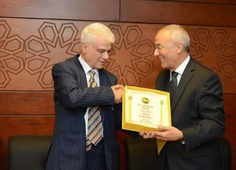 مندوب ليبيا الدائم بجامعة الدول العربية يشيد بدعم الأزهر لبلده