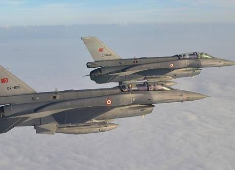 تحليق طائرات حربية بشمال سيناء وسماع دوي انفجارات