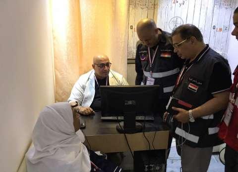 """رئيس """"طبية الحج"""": نتفقد المحتجزين بالمستشفيات من مرتين لـ3 يوميا"""