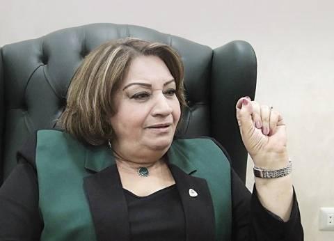 """""""الجبالي"""": رفضت عرضا من """"سيف اليزل"""" بالانضمام إلى قائمة """"في حب مصر"""""""