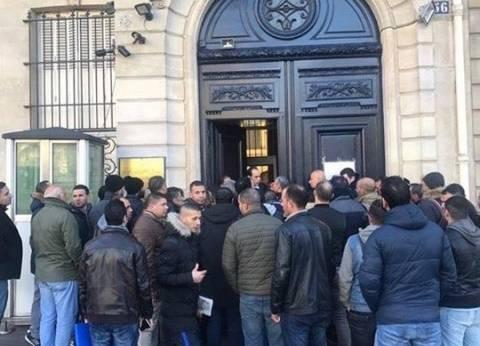"""""""المصريين الأحرار"""": المصريون بفرنسا يتوافدون لصناديق الأقتراع"""