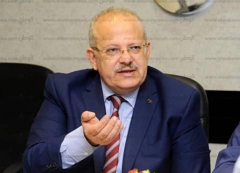 """""""الخشت"""": جميع مستشفيات جامعة القاهرة في خدمة مصابي تفجير العريش"""