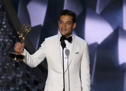 المصري quotرامي مالكquot يحصد جائزة أفضل ممثل في quotإيمي 2016quot