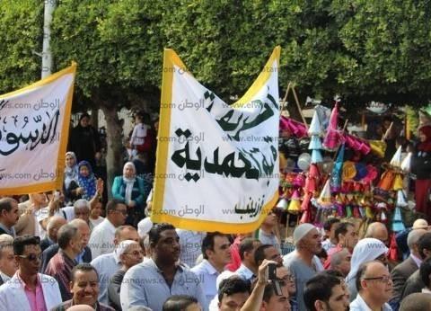 """""""الرفاعية"""": ندعم """"السيسي"""" في حرب مصر ضد الإرهاب"""