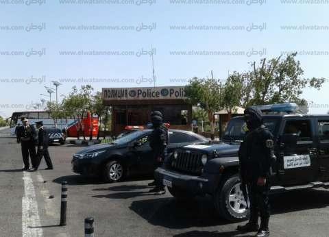 مصادر أمنية: استنفار أمني بالواحات عقب استشهاد 3 ضباط