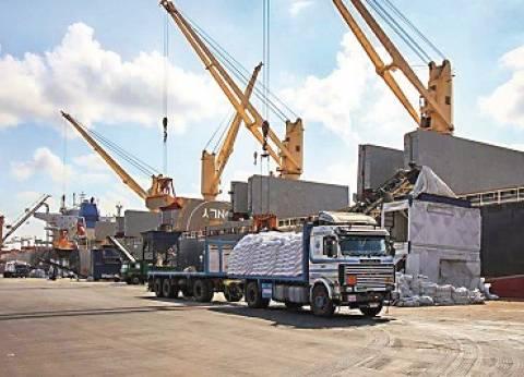 """""""ميناء دمياط"""": الأحوال الجوية مستقرة وحركة الملاحة طبيعية"""