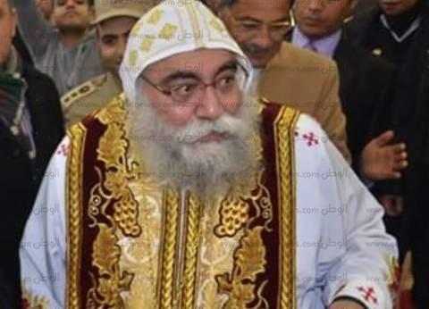 """أسقف الإسماعيلية: """"السيسي دايما ينجح في إصلاح ما يفسده علينا الإرهاب"""""""