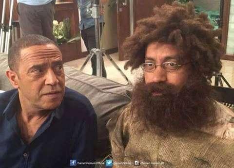 """سامح حسين ينشر صورته مع أشرف عبدالباقي في """"راجل وست ستات"""""""