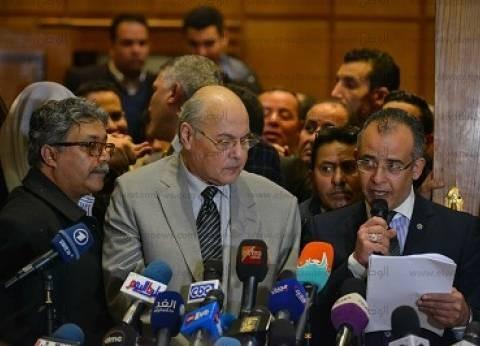 """موسى مصطفى: ذهبت لـ""""الوطنية للانتخابات"""" قبل إغلاق باب الترشح بـ5 دقائق"""