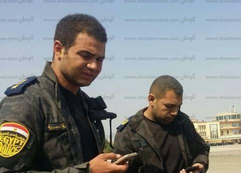 النقيب رامي نصر.. رفض ترك زميله المصاب باشتباكات الواحات وأنقذ زملاءه