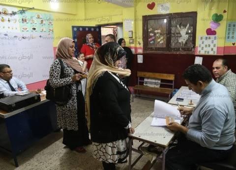 اعرف أكبر لجنة ببني سويف صوتت للسيسي في الانتخابات الرئاسية 2018