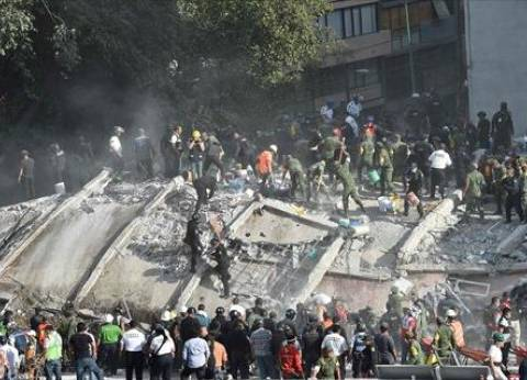 """""""برشلونة"""" الإسباني يتبرع بـ200 ألف يورو لضحايا زلزال المكسيك"""
