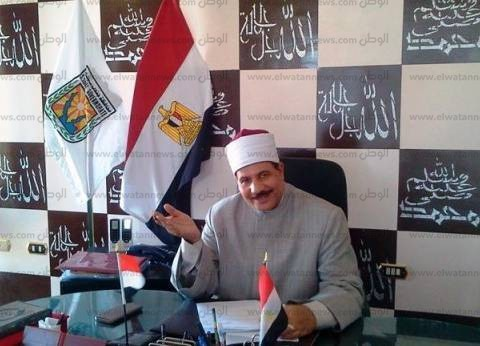 """""""أوقاف جنوب سيناء"""" تنشر قائمة بأسماء مساجد الاعتكاف في رمضان"""