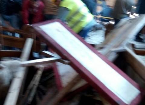 """مصدر بـ""""الصحة"""": ارتفاع ضحايا """"تفجير الكاتدرائية"""" لـ20 وفاة و35 مصابا"""
