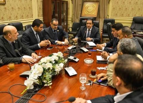 """""""السادات"""": تقدمنا بتعديلات هامة على قانوني الهيئات الصحفية والإعلامية ولم تناقش"""