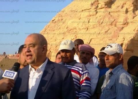 وزير السياحة: مشاهدة 1100 سائح لظاهرة تعامد الشمس رسالة بأن مصر بلد الأمان