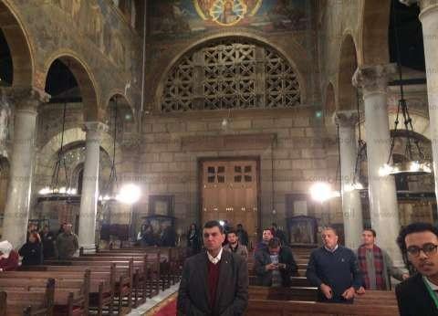 عاجل| أنباء عن انفجار أمام الكنيسة المرقسية بالإسكندرية