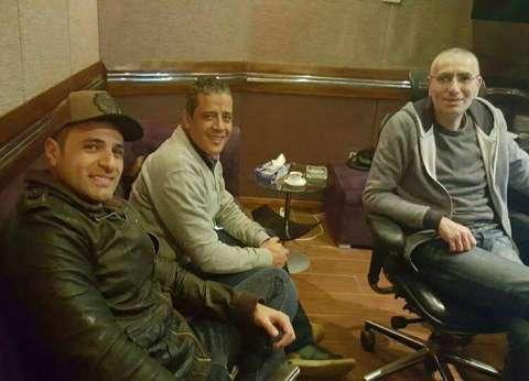 محمد نور يستكمل تسجيل أغنيات ألبومه الجديد