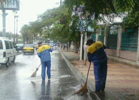 محافظ القاهرة: منظومة النظافة الجديدة نجحت في المعادي بنسبة 70%