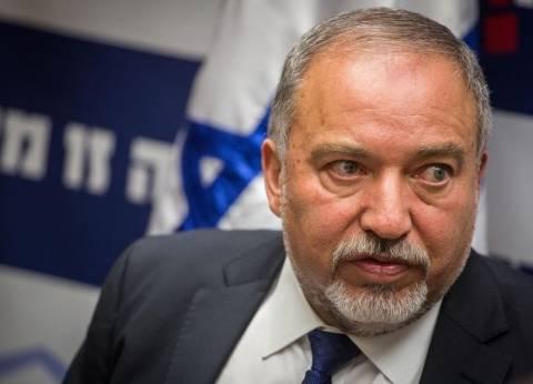 أفيجدور ليبرمان: غير معنيين بالتصعيد في غزة