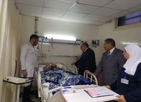 """""""الصحة"""": خروج 3 مصابين في حادث الكنيسة البطرسية من مستشفى الدمرداش"""