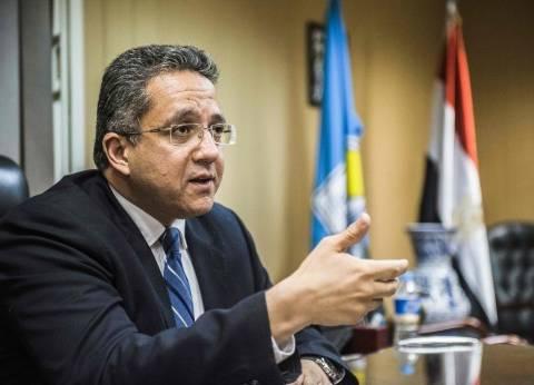 وزير الآثار: افتتاح جزء من المتحف المصري نهاية العام