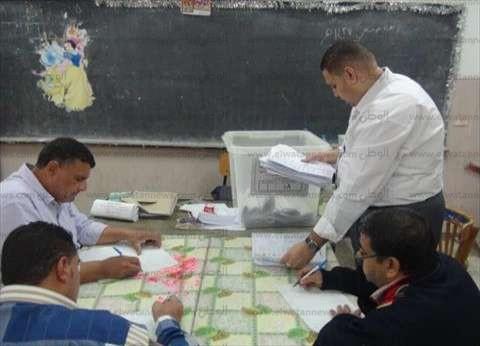 الإعادة بين 6 مرشحين بمركز الحسينية في الشرقية