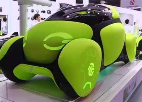 بالفيديو| أحدث سيارات المستقبل من معرض طوكيو