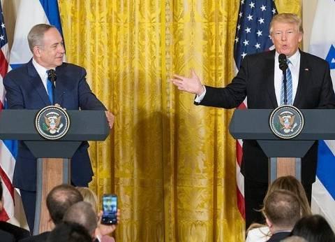 نتنياهو يريد اعترافا أمريكيا بضم هضبة الجولان السورية