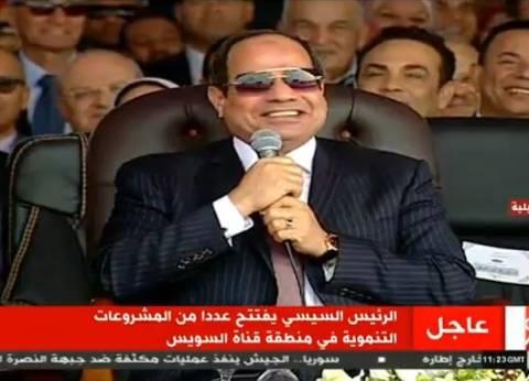 رئيس جامعة المنوفية: أنفاق قناة السويس تستهدف تعمير سيناء