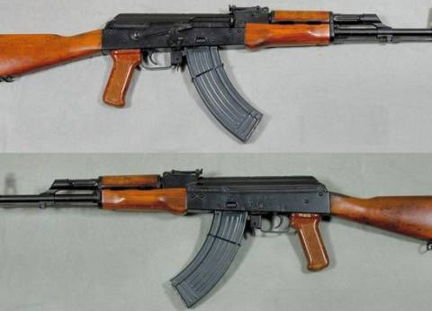 إصابة أمين شرطة بطلق ناري من سلاحة الميري عن طريق الخطأ بالمنوفية